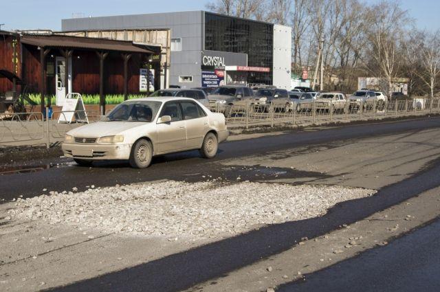 Стартует новый сезон ремонтных работ на дорогах.