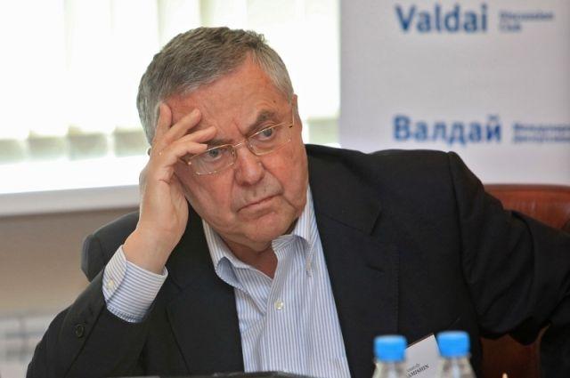 Анатолий Адамишин.