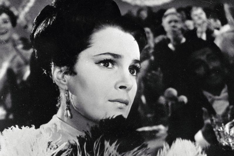«Николай Бауман» (1967) — Мария Андреева.