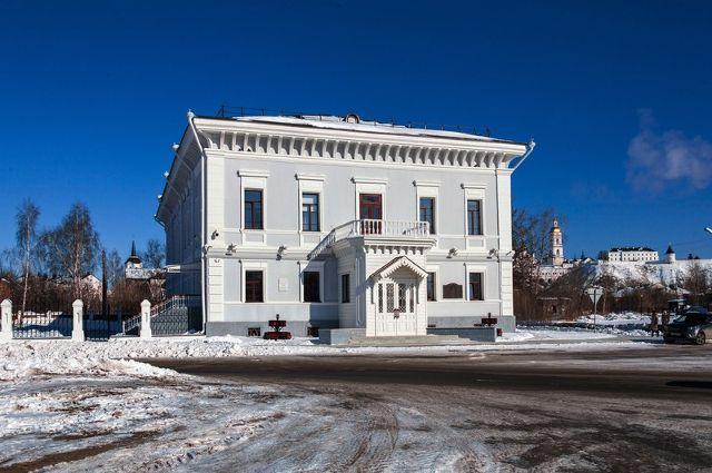 В Тобольске откроется музей семьи императора Николая II
