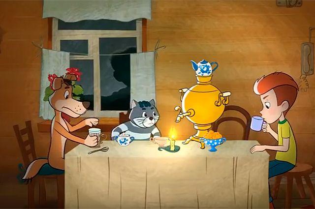 Новую серию «Простоквашино» посмотрели почти 3 миллиона раз за 6 часов