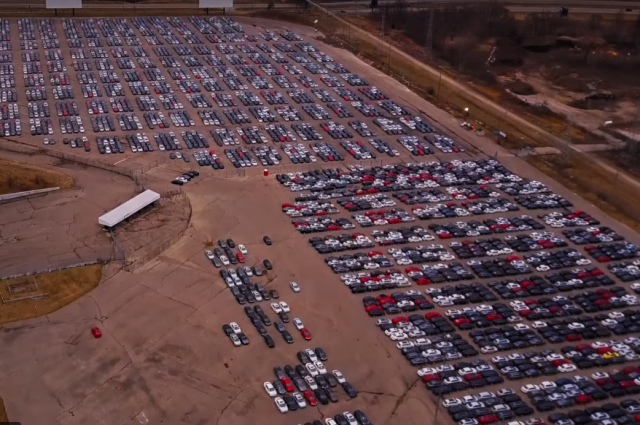 Масштабная распродажа: Volkswagen хочет продать 300 тысяч дизельных авто