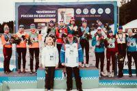 Чемпионат России по биатлону в Ханты-Мансийске