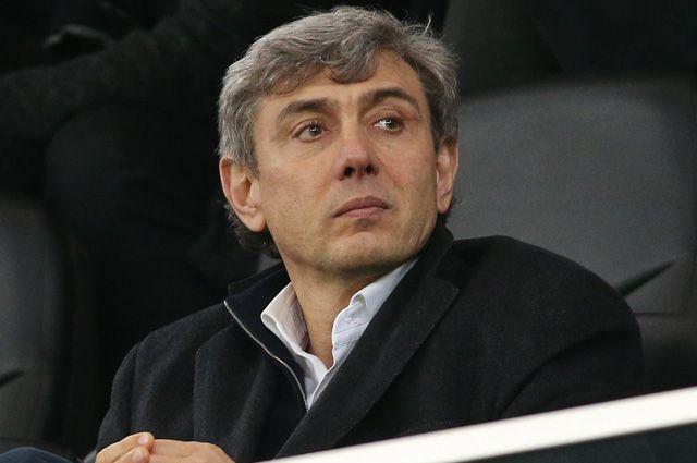 Президент и владелец футбольного клуба «Краснодар» Сергей Галицкий.