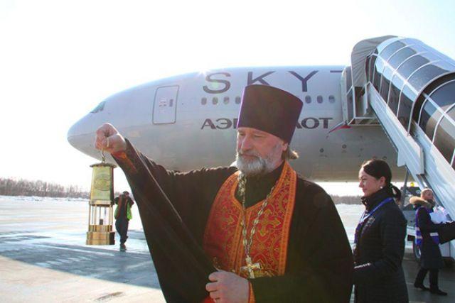 ВМордовию наПасху доставят Благодатный огонь изИерусалима