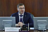 Владимир Якушев провел совещание по подготовке к паводку