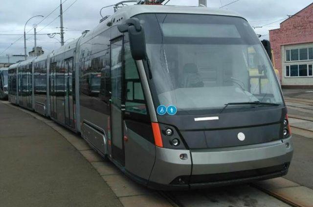 В Киеве запустят партию новых трамваев «повышенной комфортности»