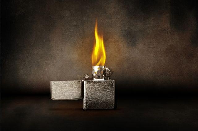 Прототип зажигалки создали в XIX веке.