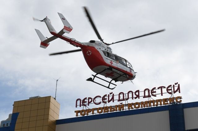 Собянин отметил героизм пожарных при тушении ТЦ «Персей»