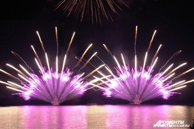 Фестиваль фейерверков перенесут из Зеленоградска и сделают платным.