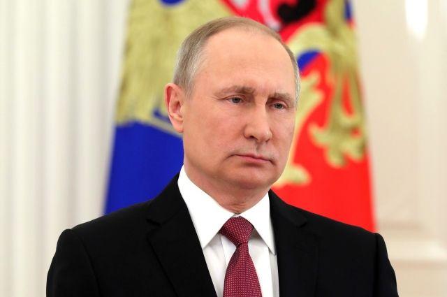 Путин о деле Скрипаля: ждем, что здравый смысл восторжествует