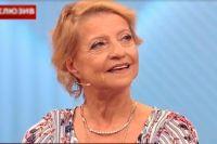 Ольга Корбут в шоу «Пусть говорят».