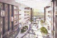 Так будет выглядеть офисный парк «Комсити» в Румянцево.