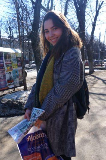 Дарья Лёлина