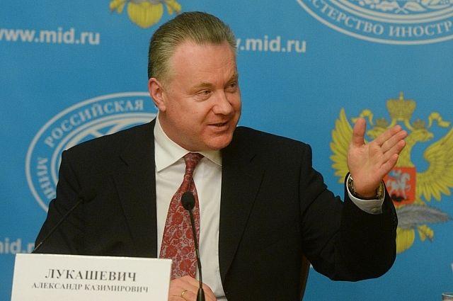 Лукашевич: У РФ есть инструменты, чтобы призвать великобританию кответу