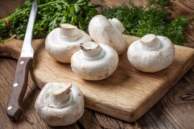 В Тюменской области будут выращивать шампиньоны