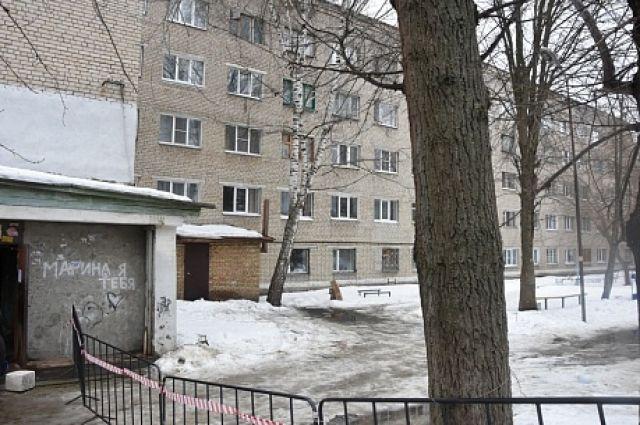 После расселения дом на Кулибина будет находиться под круглосуточным наблюдением.