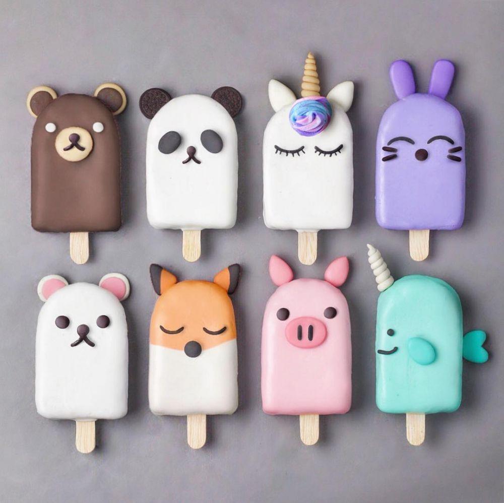 Мороженое в форме зверюшек: чем еще удивить ребенка? Такое удовольствие сделает любой детский праздник незабываемым.