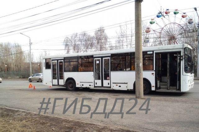 За один день 4 апреля в краевом центре произошло сразу четыре однотипных ДТП с автобусами.