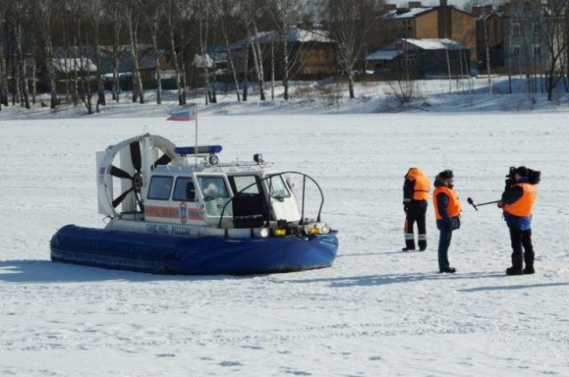 В Кемеровской области ожидается первая волна паводка.