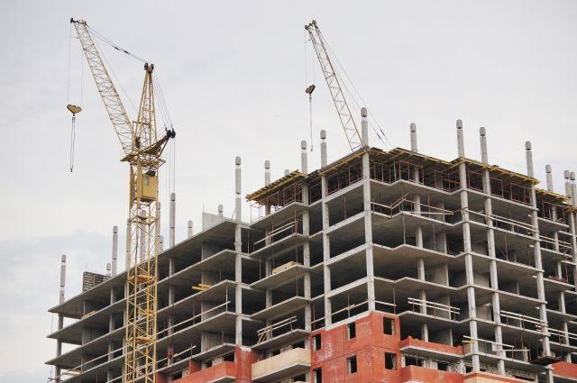 Сегодня в Салехарде строится 19 многоквартирных домов.