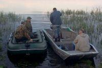 В период нереста запрещено движение по руслам нерестовых рек, озёрам и водохранилищам на всех видах маломерных моторных плавсредств.