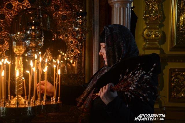 На Пасху в Оренбурге пройдут службы и городской крестный ход.