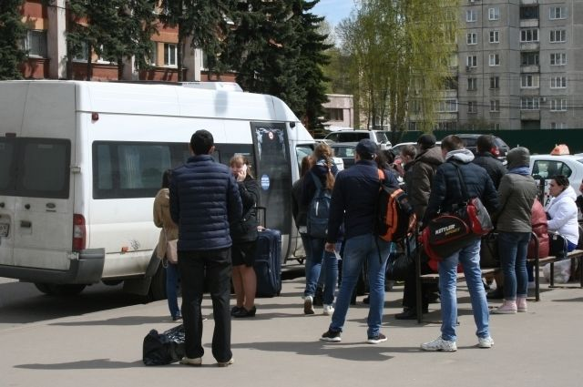 В Тюмени изменит схему движения маршрут №57