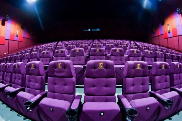 Кинозалы наКолыме модернизируют попрограмме Фонда кино