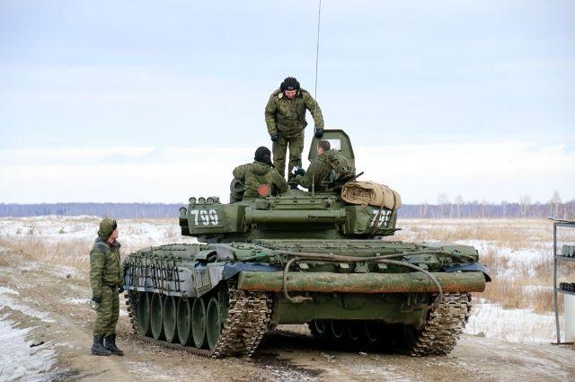 Русские танки решили оснащать кондиционерами