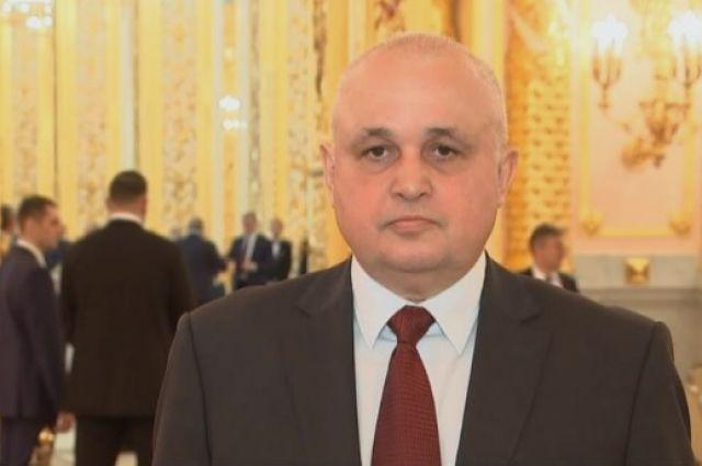 Сергей Цивилев: На месте «Зимней Вишни» торгового центра не будет.