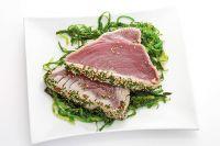 Блюдо из тунца.