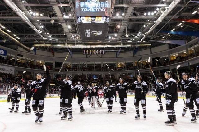 В завершившемся сезоне челябинские хоккеисты сумели добраться до финала конференции.