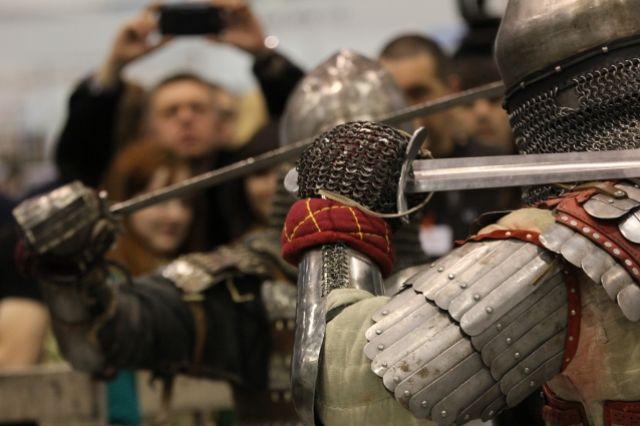 Ждут бойцов Сибири и не только