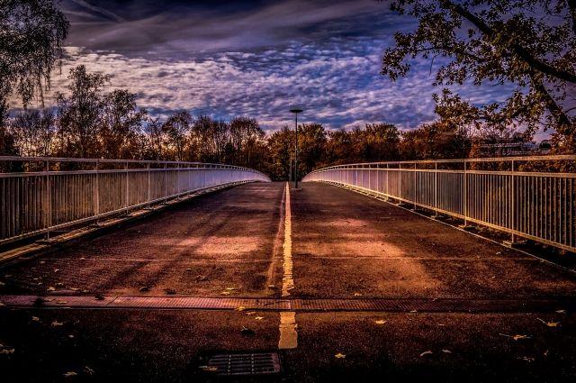 В Новокузнецком районе открыли отремонтированный мост через Верхнюю Терсь.