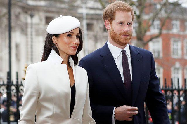 Мэй неполучила приглашения насвадьбу принца Гарри