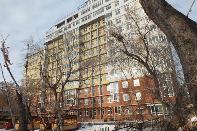 Городская администрация выдала разрешение на ввод дома в эксплуатацию.