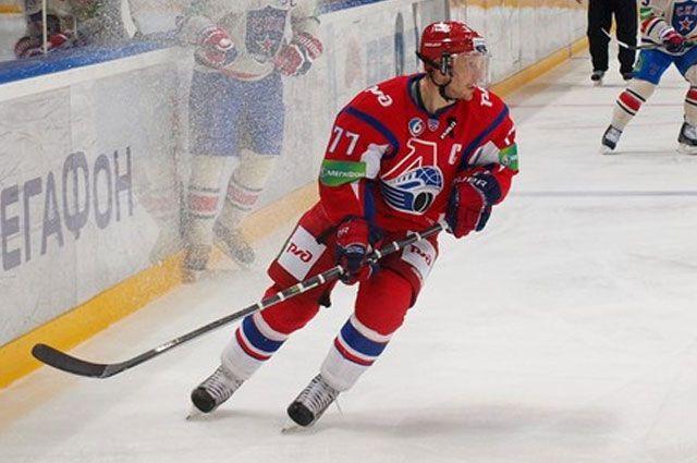 Хоккеист Илья Горохов собрался стать депутатом облдумы