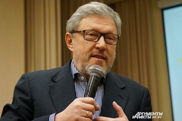 Григорий Явлинский больше небудет участвовать ввыборах