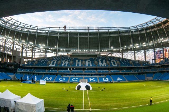 Турция может быть перенесен состадиона «Динамо» настадион ЦСКА