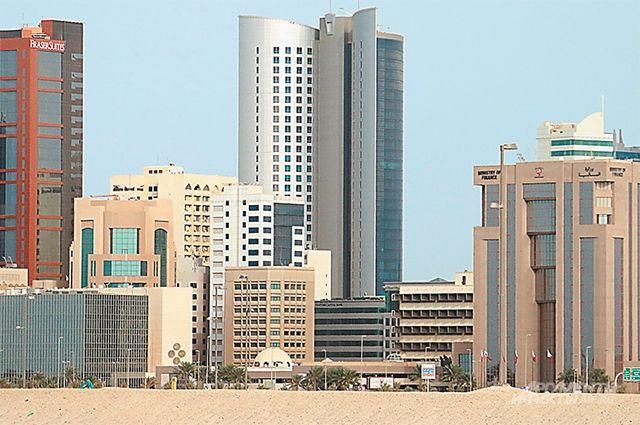 Саудовский инвестиционный союз хочет превратить Катар востров