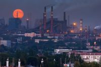 В Запорожье заводы выбросили в воздух превышающие норму ядовитые вещества