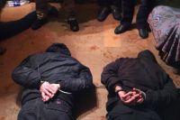 В Донецкой области группа мужчин занималась похищением людей