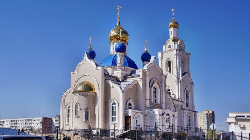 3. Храм Казанской иконы Божией Матери в Ростове.
