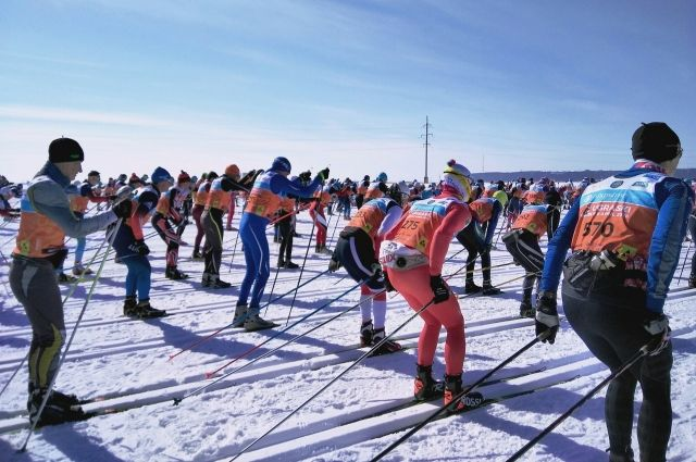 Пермский лыжник Рауль Шакирзянов стал призером «Югорского марафона»