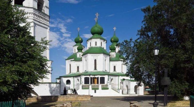 9. Воскресенский войсковой собор в Старочеркасске.