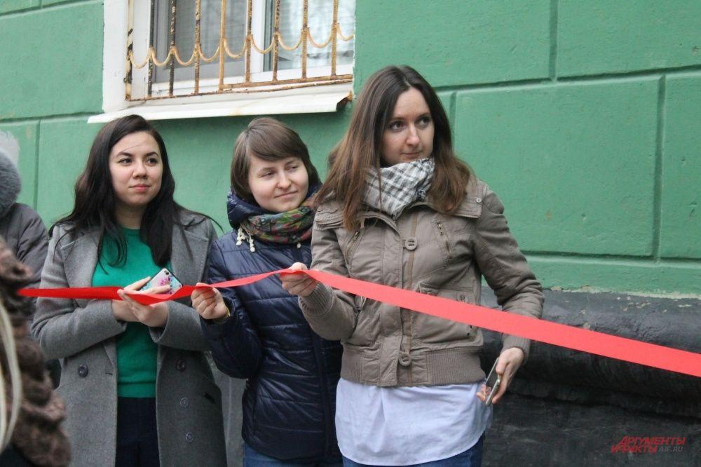 Волонтёры «Матроскина»