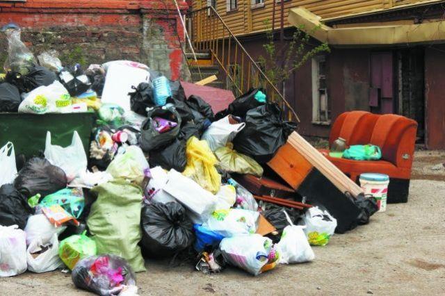 Ежегодно вывозится более 2 000 куб. м. отходов.