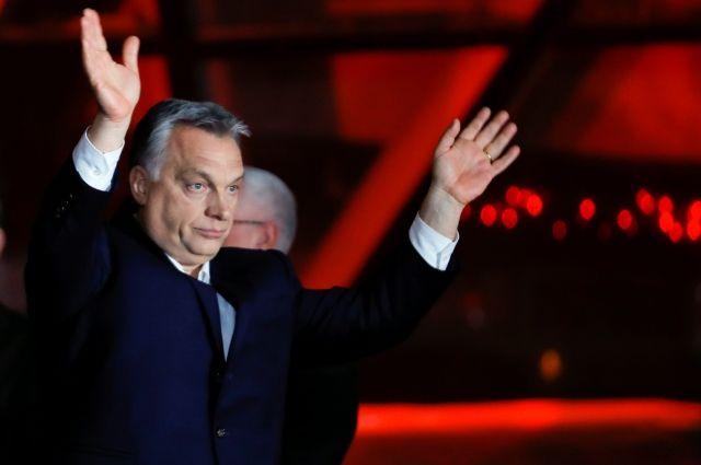 Напарламентских выборах вВенгрии одолела  правящая коалиция