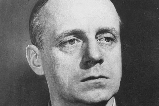 Иоахим фон Риббентроп.